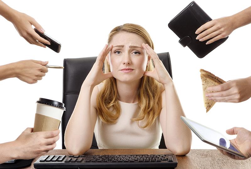 Afleiding op kantoor: hoe ga je ermee om?